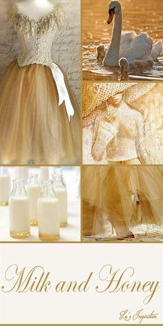 Milk and honey. So subtle and pretty Colour Pallette, Colour Schemes, Color Trends, Color Patterns, Color Combinations, Collages, Mood Colors, Wall Colors, Color Collage