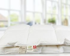 Quilts of Denmark Pure & Care babydyne med moskusdun