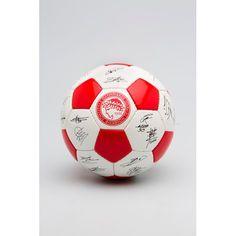 ΜΠΑΛΑ ΠΟΔΟΣΦΑΙΡΟΥ ΟΛΥΜΠΙΑΚΟΣ Alfa Romeo, Soccer Ball, Olympics, Football, Dreams, Sports, Gifts, Beauty, Soccer