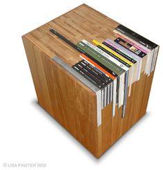 Kirjat persoonallisesti järjestykseen: ideoita kirjansäilytykseenLivingstone Kodit