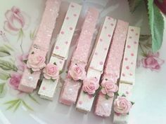 Romantic Shabby Chic DIY Project Ideas and Tutorials - Diy .- Romantische Shabby Chic DIY Projektideen und Tutorials – Diyselbermachen Romantic Shabby Chic DIY project ideas and tutorials – DIY diy making - Baby Shower Elegante, Shabby Chic Baby Shower, Shabby Chic Kitchen, Shabby Chic For Baby, Vintage Kitchen, Romantic Shabby Chic, Vintage Shabby Chic, Manualidades Shabby Chic, Diy Y Manualidades