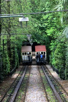 Ride the Elevador do Santuário Bom Jesus do Monte, Braga, Portugal is one of the 30 Global Destinations That Should Be On Your Bucket List By Amanda Rushforth - April 2014 Braga Portugal, Visit Portugal, Most Beautiful Cities, Beautiful World, Douro, Journey, Pilgrimage, Portuguese, Places To See