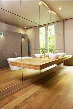 Find the best modern bathroom ideas, bathroom remodel design & inspiration to match your style. Browse through images of bathroom decor & colours to create your perfect home decor. Dream Bathrooms, Beautiful Bathrooms, Modern Bathroom, Small Bathroom, Bathroom Ideas, Bathroom Renovations, Bathroom Mirrors, Minimalist Bathroom, Bathroom Designs