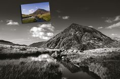 Make an Ansel Adams landscape: a simple workflow for classic black and white images