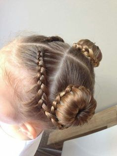 Hairstyle 、Braided Hairstyle、Children、Kids、For School、Little Girls、Children's Hairstyles、For Long Hair、Cute Child、Child Photography Hairstyle 、Braided Hairstyle、Children、Kids、For School、Little… Childrens Hairstyles, Lil Girl Hairstyles, Kids Braided Hairstyles, Box Braids Hairstyles, Hairstyles 2018, Braided Updo, Cute Hairstyles For Toddlers, Hairstyle For Kids, Ballet Hairstyles