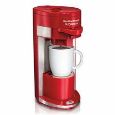 Hamilton Beach Flex Brew 10 oz. Single-Serve Coffee Maker - 49962