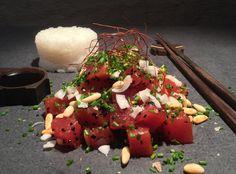 Poke - marinated tuna Recipe on my blog: www.cukit.it
