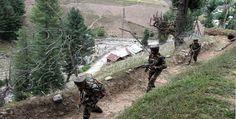 पाकिस्तान के कब्जे वाले कश्मीर में घुसकर भारतीय सैनिकों के द्वारा की गई सर्जिकल स्ट्राइक से बौखलाया हुआ पाकिस्तान ने सीमा पर सीजफायर उल्लंघन बहुत तेज कर दिया है।