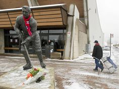 Funeral for Jean Béliveau will be held on Wednesday, Dec. 10