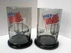 Spirit of 1976 Trailmobile Highball Glasses