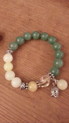 CREATIVITY, BALANCE, PROTECTION AND CLEANSING BRACELET