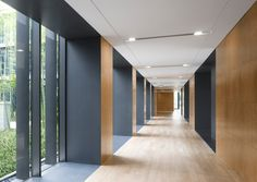 Unkonventionell mit traditionellem Flair: Klinik von gmp - DETAIL.de - das Architektur- und Bau-Portal