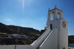 The Watch Tower of Mertola by the town wall San Francisco Ferry, Tower, Watch, Architecture, Building, Travel, Arquitetura, Clock, Viajes