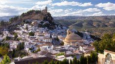 Montefrío ( #Granada), by @vuelaviajes