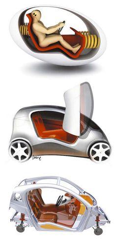 Nido Concept / Pininfarina