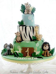 Jungle cake                                                                                                                                                                                 More