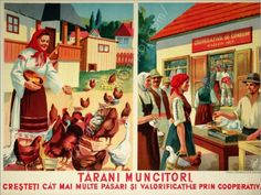 Reclame din România interbelică History Posters, Illustrations And Posters, Luther, Nostalgia, Advertising, Instagram, Retro, Painting, Vintage