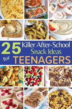 Thanks ewhisks for this Killer After School Snack Ideas for Teenagers.Teenagers LOVE to eat! And, they tend to be most hungry after a long day of learning at school! For the best after-school snack ideas for kids, including teenage boy# HEALTHY Healthy Snacks Before Bed, Healthy School Snacks, Healthy Toddler Snacks, Healthy Snacks For Diabetics, After School Snacks, Lunch Snacks, Kid Snacks, School Lunches, Eat Healthy