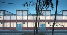 Gallery - Wrocław Technology Park Complex Refurbishment / Major Architekci - 1