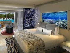 At adults-only Caribbean all-inclusive s, butlers, booze await  The year-old Paradisus Playa del Carmen La Perla features popular swim-up suites. This is a 'Royal Service' luxury suite with butler service.