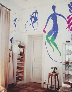 Matisse: Cut-Outs Exhibition The Studio | Museum of Modern Art