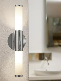 Palmera 2 Light Wall Sconce In Chrome