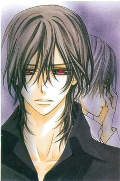 Vampire knight - Kaname and Zero