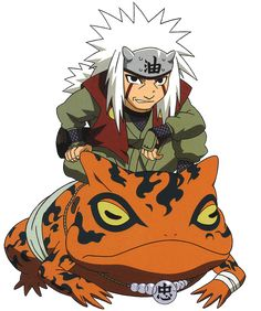 Chibi Jiraiya by ~Ento-Lee on deviantART
