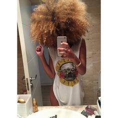 No filter Tina la rubia #Hair #Padgram