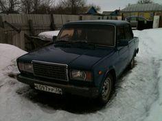 My first car.