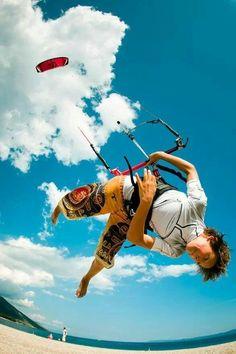 Otro concepto de volar....