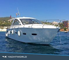 The Sealine SC35 gives an unprecedented feeling of space for a boat of this size.