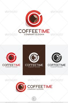 Coffee Time Logo  #GraphicRiver         Fully Editable Logo, AI, EPS, CDR, PNG files  Used free font link in the zip folder   Easy work and good luck   Don't forget to rate if you like it!           You bought a logo, but You cannot configure it the way you would like? I can do it for You. Customization means that you have the logo in which you want to change such as font, color, or non conceptual change some elements, convert to black/white version.   Maybe you need exclusive logo?  …