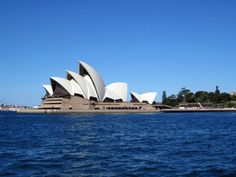 Oh, there are so many things about SYDNEY that I love.  But for starters, my all time favorite is the OPERA HOUSE.