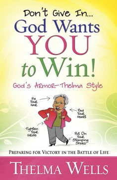 Popular author and conference speaker Thelma Wells inspires readers to fight the good fight of faith and win the raging wars that they battle each day as the en
