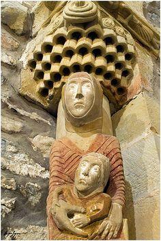 Escalante, San Roman. Santander Medieval Art, Sculpture, Romanesque, Natural History, Romans, Pottery Art, Holi, Buildings, Mystery