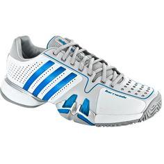 adidas barricade 7 white/blue