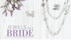 Find the perfect accessories for your big day! I can help style your dress, and pick out the perfect gifts for your bridal party!