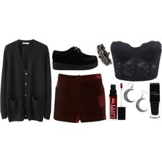 """American Horror Story: Coven"" by lets-go-to-where-the-monsters-go on Polyvore"