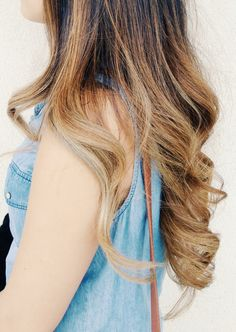 Hair Style Seat : Ombre on Brunette Hair for Summer Beach Weekends by MB Hair Hawaii