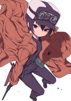 This is literally Kino. Kawaii Cute, Kawaii Anime, Kino's Journey, Manga, Vocaloid, Beautiful Words, Game Art, Illustration, Fictional Characters