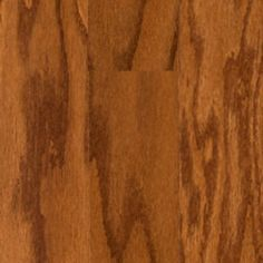 """3/8"""" x 3"""" Engineered Butterscotch Oak"""