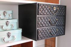 Funkynality: IKEA Moppe goes Coco Chanel
