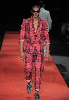 Vivienne Westwood Spring 2010 Fashion Week Menswear