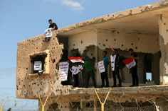 The Month in Pictures: September 2013 Gaza Strip, September 2013, Egypt, Pictures, Palestine, Photos, Grimm