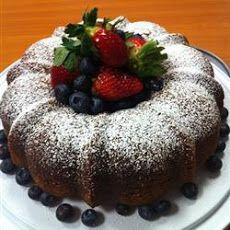 Amaretto Cake IV Recipe | Yummly