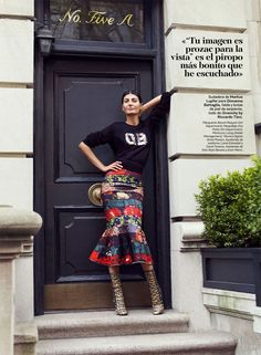 Giovanna Battaglia by Andrew Yee for S Moda Snakeskin boots for Givenchy by Riccardo Tisci Giovanna Battaglia, Street Style, Street Chic, Fall Chic, Estilo Fashion, Inspiration Mode, Fashion Editor, Her Style, Celebrity Style