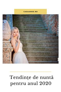 Cauti un articol proaspat si fresh care sa te ajute sa iti duci nunta la nivelul urmator? Este ziua ta norocoasa! Ti-am pregatit un articol despre tendinte de nunta in 2020, care speram sa te ajute sa te inspiri in organizarea nuntii tale. Wedding Dresses, Bride Dresses, Bridal Gowns, Weeding Dresses, Wedding Dressses, Bridal Dresses, Wedding Dress, Wedding Gowns, Gowns