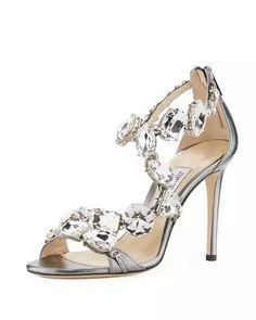 Bridal Shoes, Wedding Shoes, Bridal Footwear, Wedding Bride, Stiletto Heels, High Heels, Glitter Heels, Silver Outfits, Rhinestone Shoes