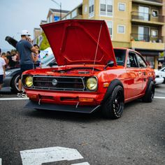 One of my favorite cars from #Shukai a few weeks back. #datsun #sunny…